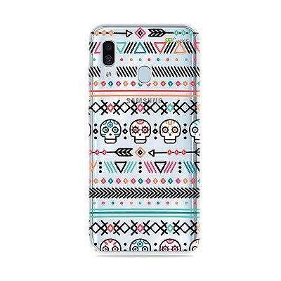 Capa para Galaxy A30 - Tribal