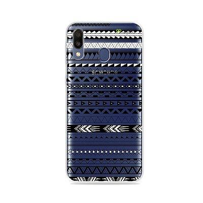Capa para Galaxy M20 - Maori Branca