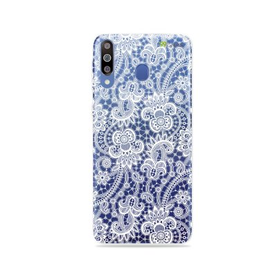 Capa para Galaxy M30 - Rendada