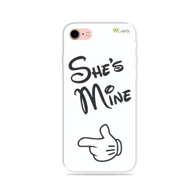 Capa para iPhone 7 - She's Mine
