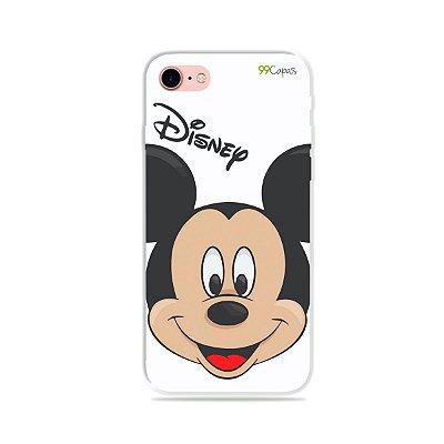 Capa para iPhone 8 Plus - Mickey