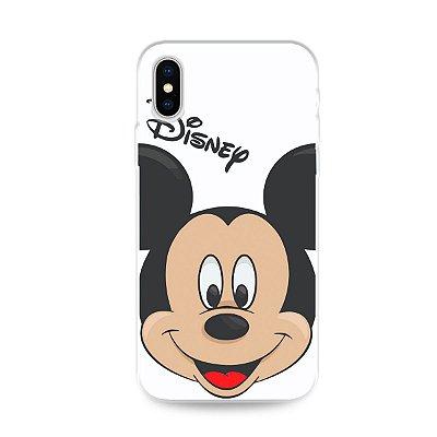 Capa para iPhone X/XS - Mickey