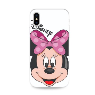 Capa para iPhone X/XS - Minnie