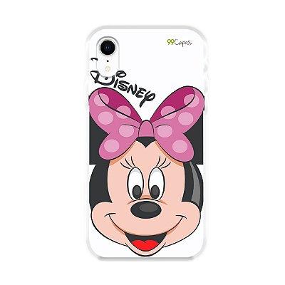 Capa para iPhone XR - Minnie