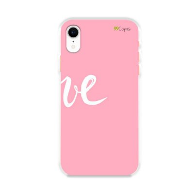 Capa para iPhone XR - Love 2