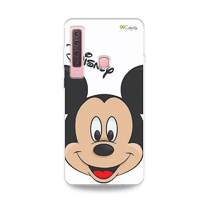 Capa para Galaxy A9 2018 - Mickey