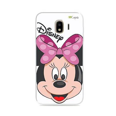 Capa para Galaxy J4 2018 - Minnie