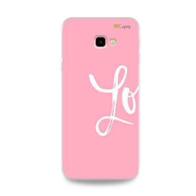 Capa para Galaxy J4 Plus - Love 1