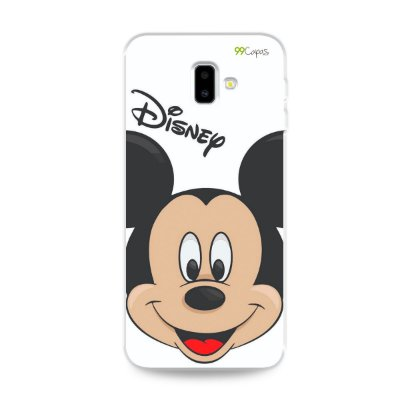 Capa para Galaxy J6 Plus - Mickey