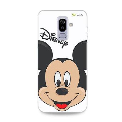Capa para Galaxy J8 - Mickey