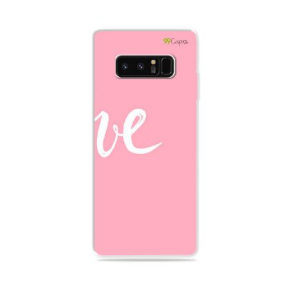 Capa para Galaxy Note 8 - Love 2