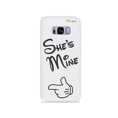 Capa para Galaxy S8 - She's Mine