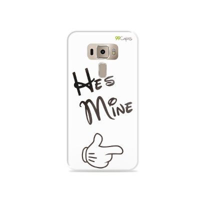 Capa para Asus Zenfone 3 - 5.2 Polegadas - He's Mine