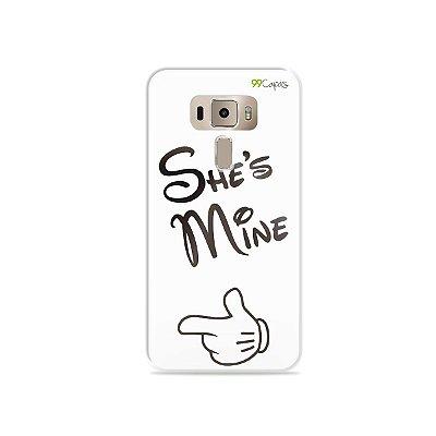 Capa para Asus Zenfone 3 - 5.2 Polegadas - She's Mine