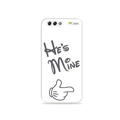 Capa para Zenfone 4 - He's Mine