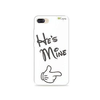 Capa para Zenfone 4 Max - He's Mine