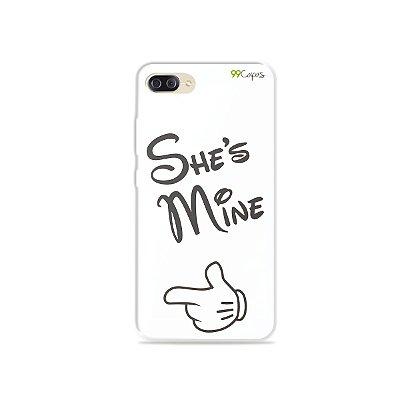 Capa para Zenfone 4 Max - She's Mine