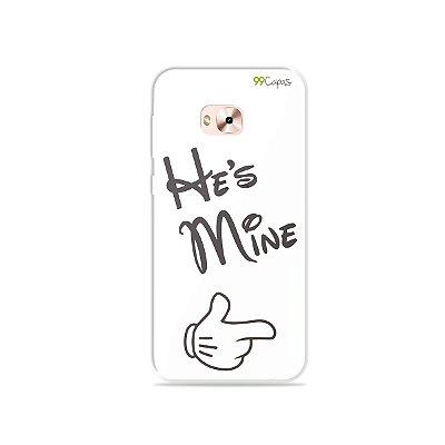 Capa para Zenfone 4 Selfie Pro - He's Mine
