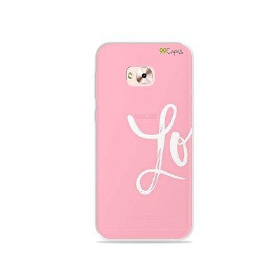 Capa para Zenfone 4 Selfie Pro - Love 1