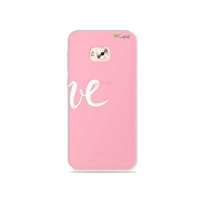 Capa para Zenfone 4 Selfie Pro - Love 2