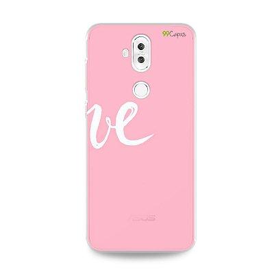Capa para Zenfone 5 Selfie Pro - Love 2
