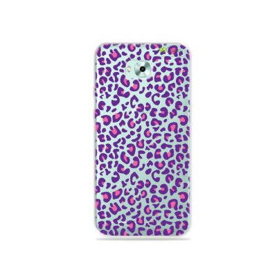 Capa para Zenfone 4 Selfie - Animal Print Purple