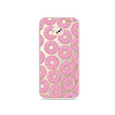 Capa para Zenfone 4 Selfie Pro - Donuts