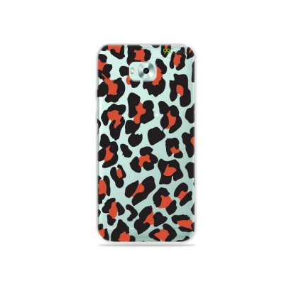 Capa para Zenfone 4 Selfie - Animal Print Red