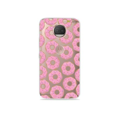Capa para Moto G5S Plus - Donuts