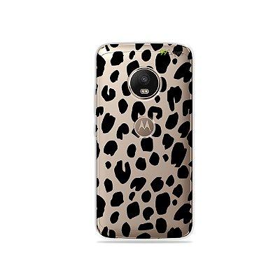 Capa para Moto G5 Plus - Animal Print Basic