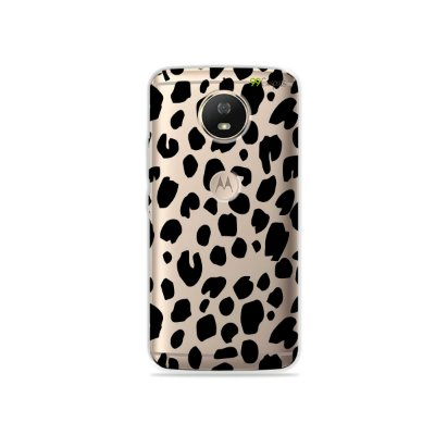 Capa para Moto G5S - Animal Print Basic