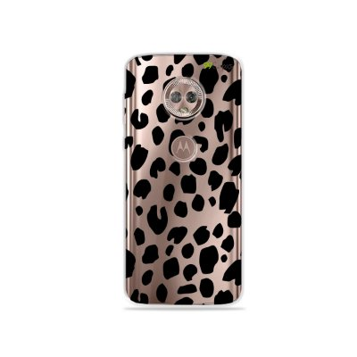 Capa para Moto G6 - Animal Print Basic
