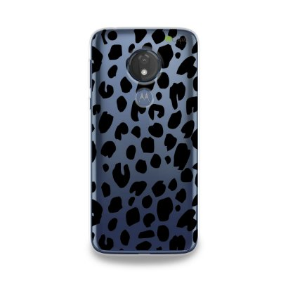 Capa para Moto G7 Power - Animal Print Basic