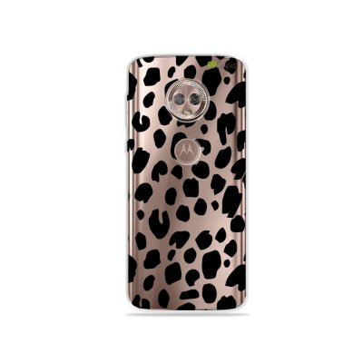 Capa para Moto G6 Plus - Animal Print Basic