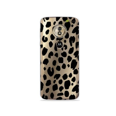 Capa para Moto G6 Play - Animal Print Basic
