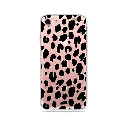Capa para iPhone 7 - Animal Print Basic