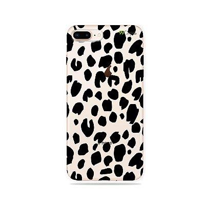 Capa para iPhone 7 Plus - Animal Print Basic