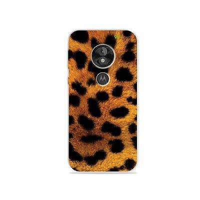 Capa para Moto E5 Play - Onça