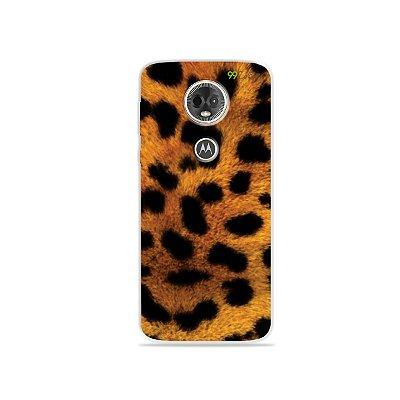 Capa para Moto E5 Plus - Onça