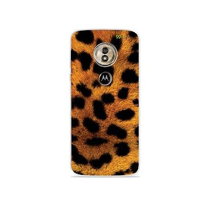 Capa para Moto G6 Play - Onça