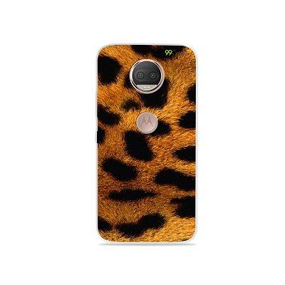Capa para Moto G5S Plus - Felina