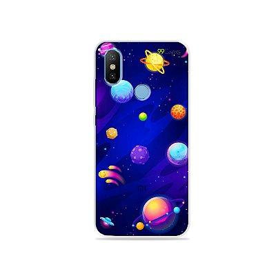 Capa para Xiaomi Mi 8 - Galáxia