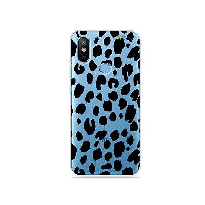 Capa para Xiaomi Mi 8 - Animal Print Basic