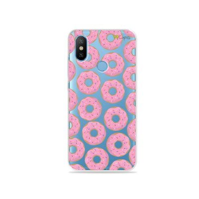 Capa para Xiaomi Mi 8 - Donuts
