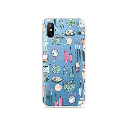 Capa para Xiaomi Mi 8 - Make Up