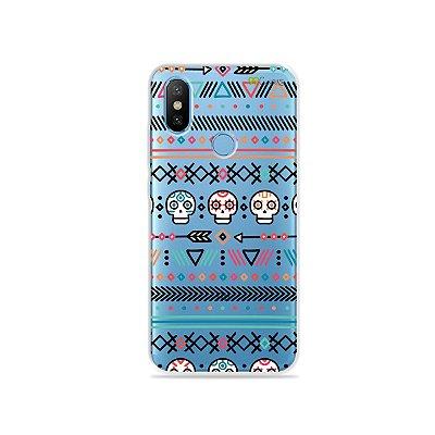 Capa para Xiaomi Mi 8 - Tribal