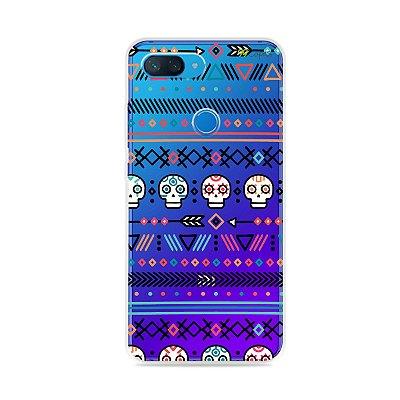 Capa para Xiaomi Mi 8 Lite - Tribal