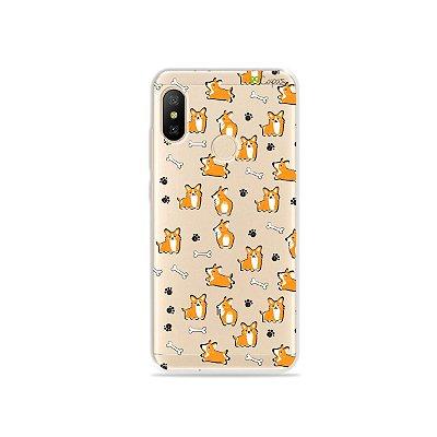Capa para Xiaomi Mi A2 Lite - Cãozinho