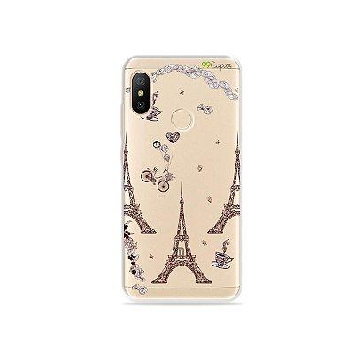 Capa para Xiaomi Mi A2 Lite - Paris