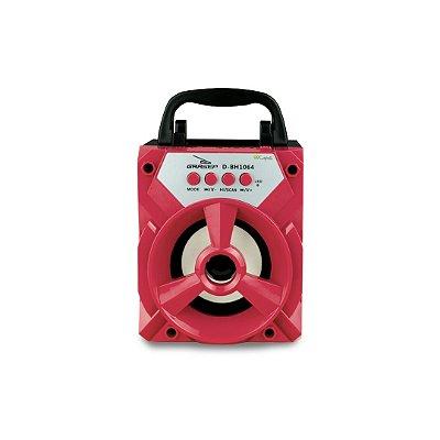 Mini Caixinha de Som Bluetooth Cerejinha (vermelha) - 99Capas